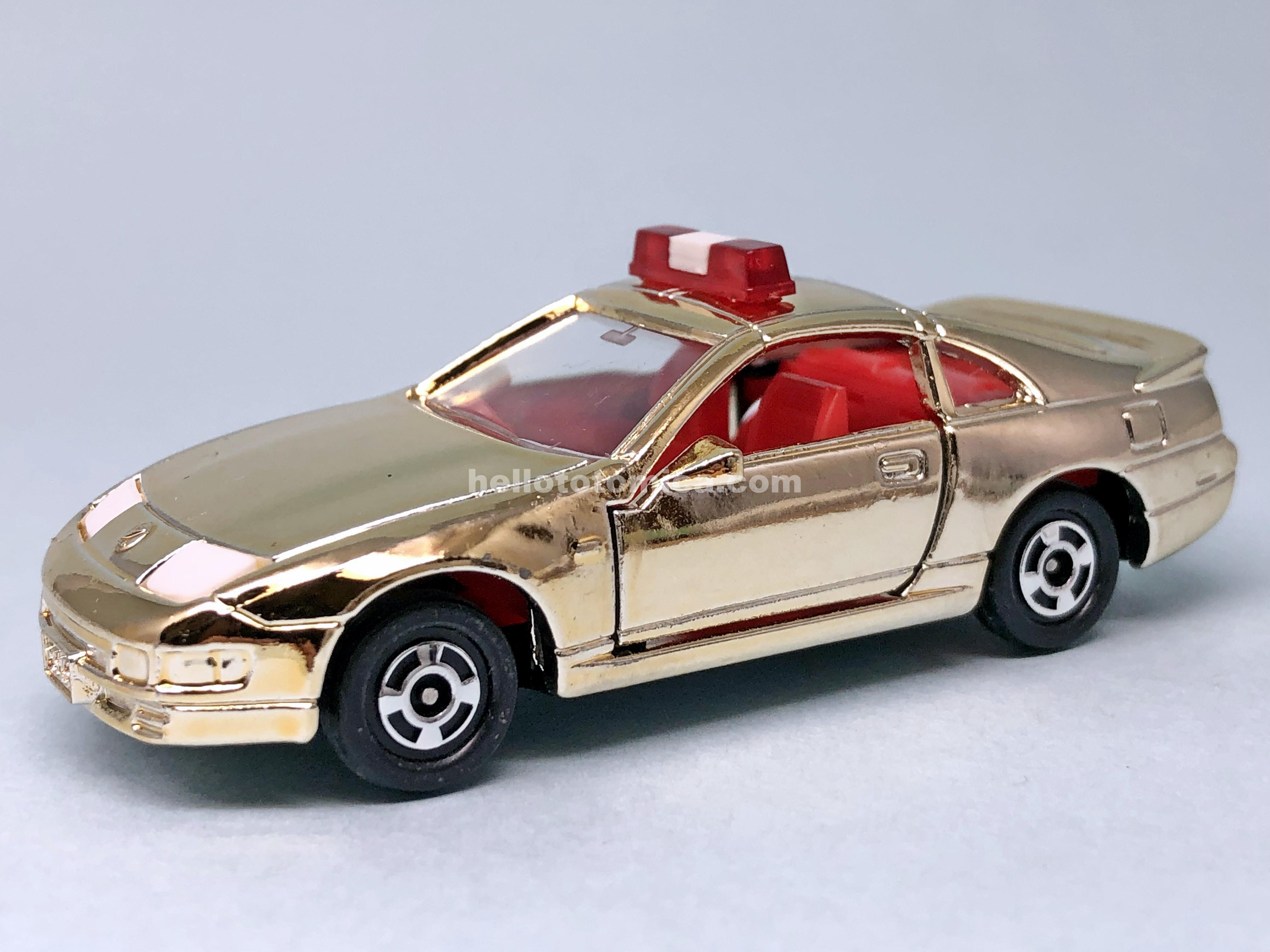 44-5 FAIRLADY 300ZX POLICE CAR