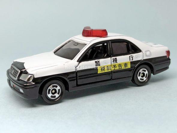 92-4 トヨタ クラウン 規制予告パトロールカー はるてんのトミカ