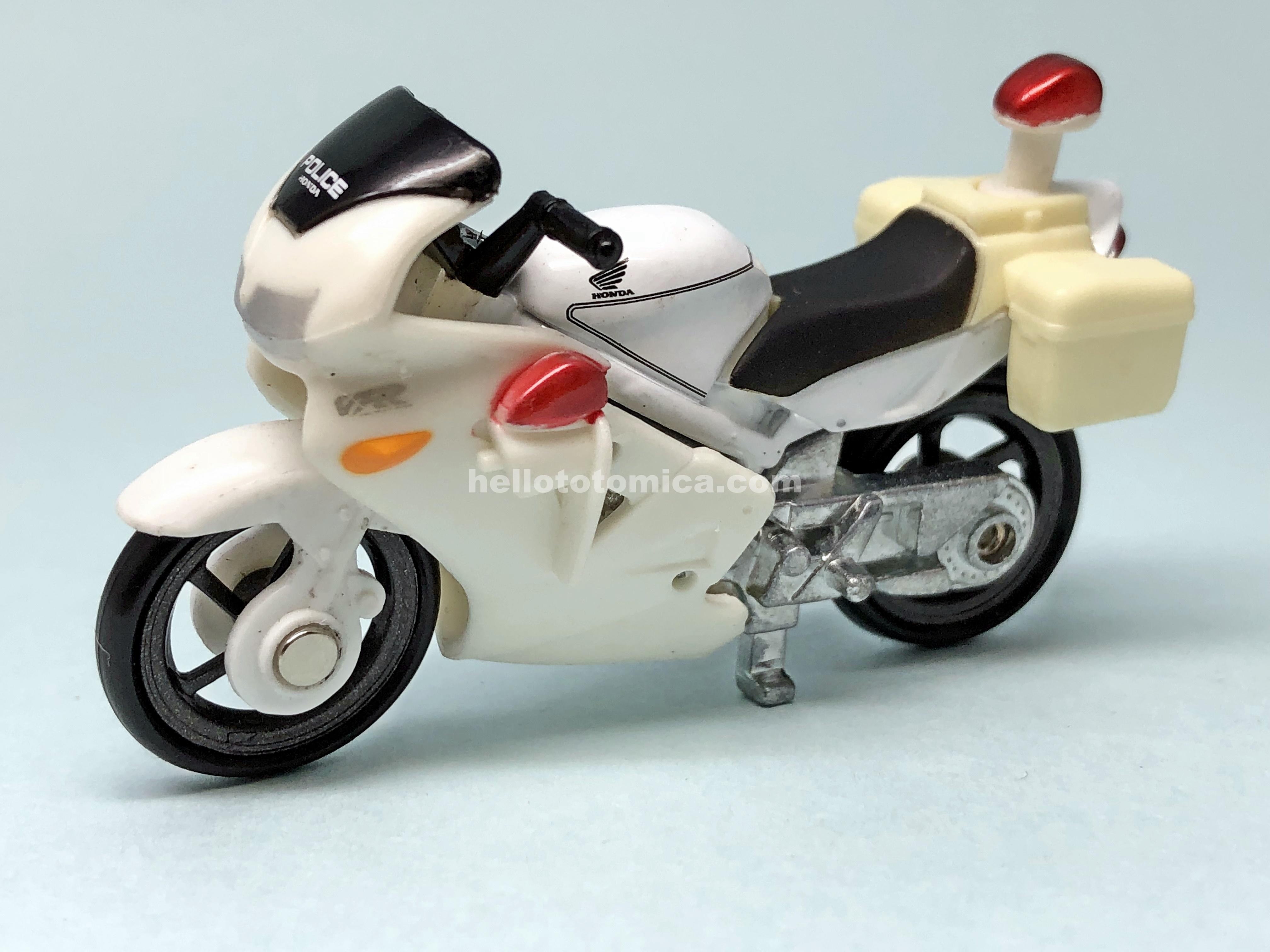 4-7 Honda VFR POLICE BIKE