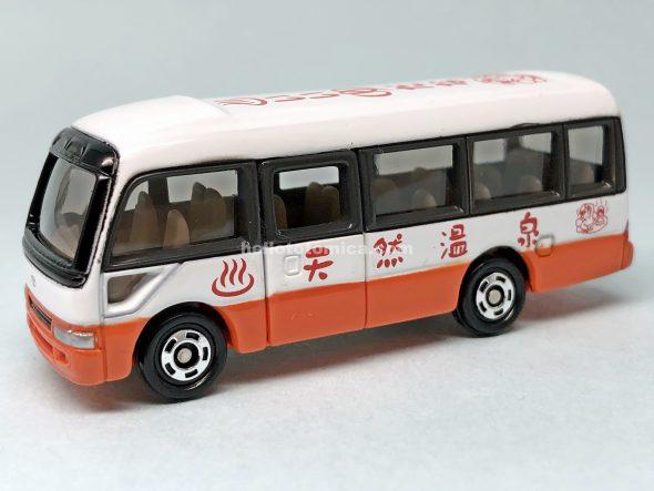 92-5 トヨタ コースター 送迎バス はるてんのトミカ