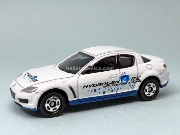 96-5 マツダ RX-8 (水素自動車) はるてんのトミカ
