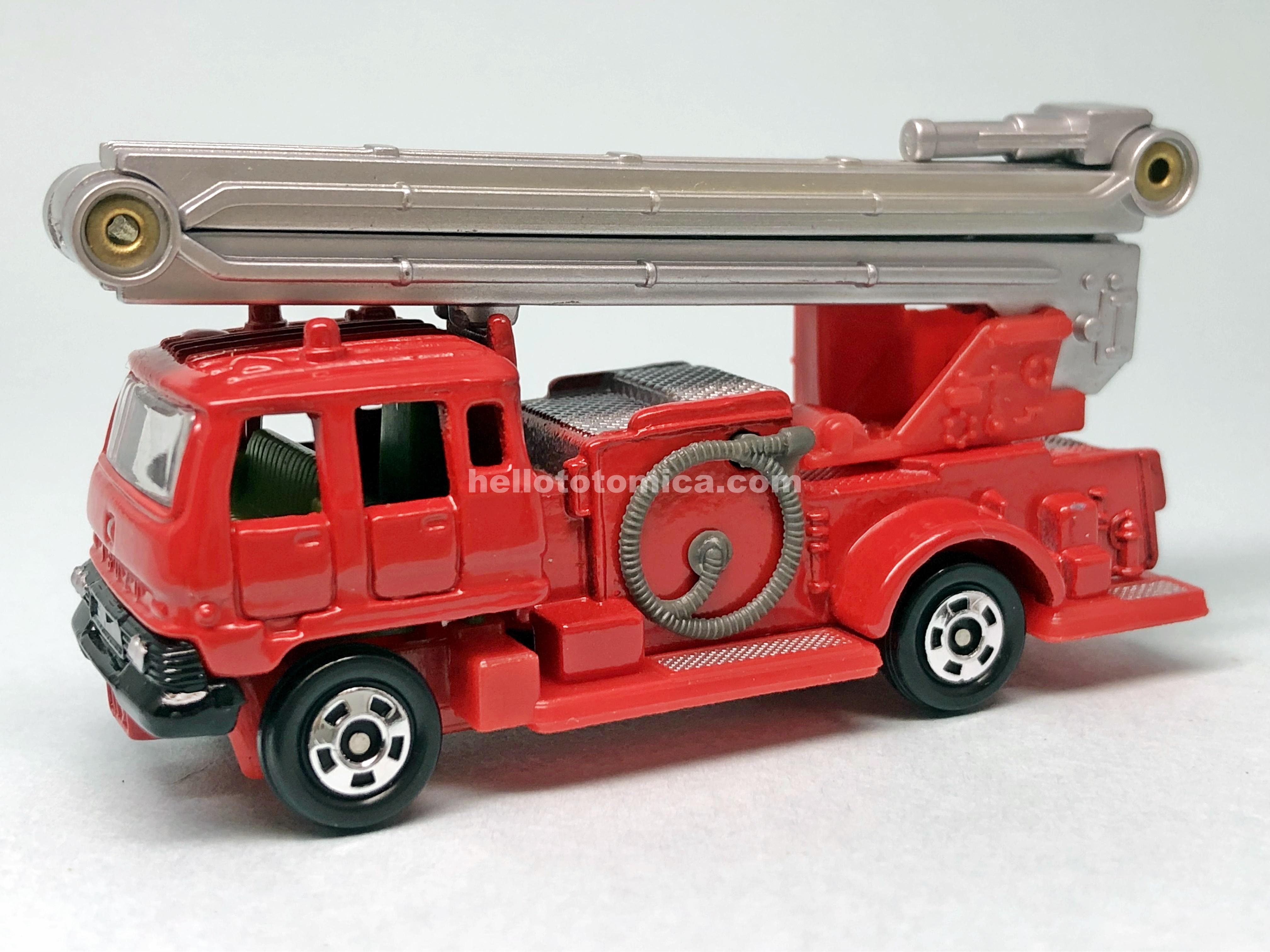 68-2 ISUZU SNORKEL FIRE TRUCK