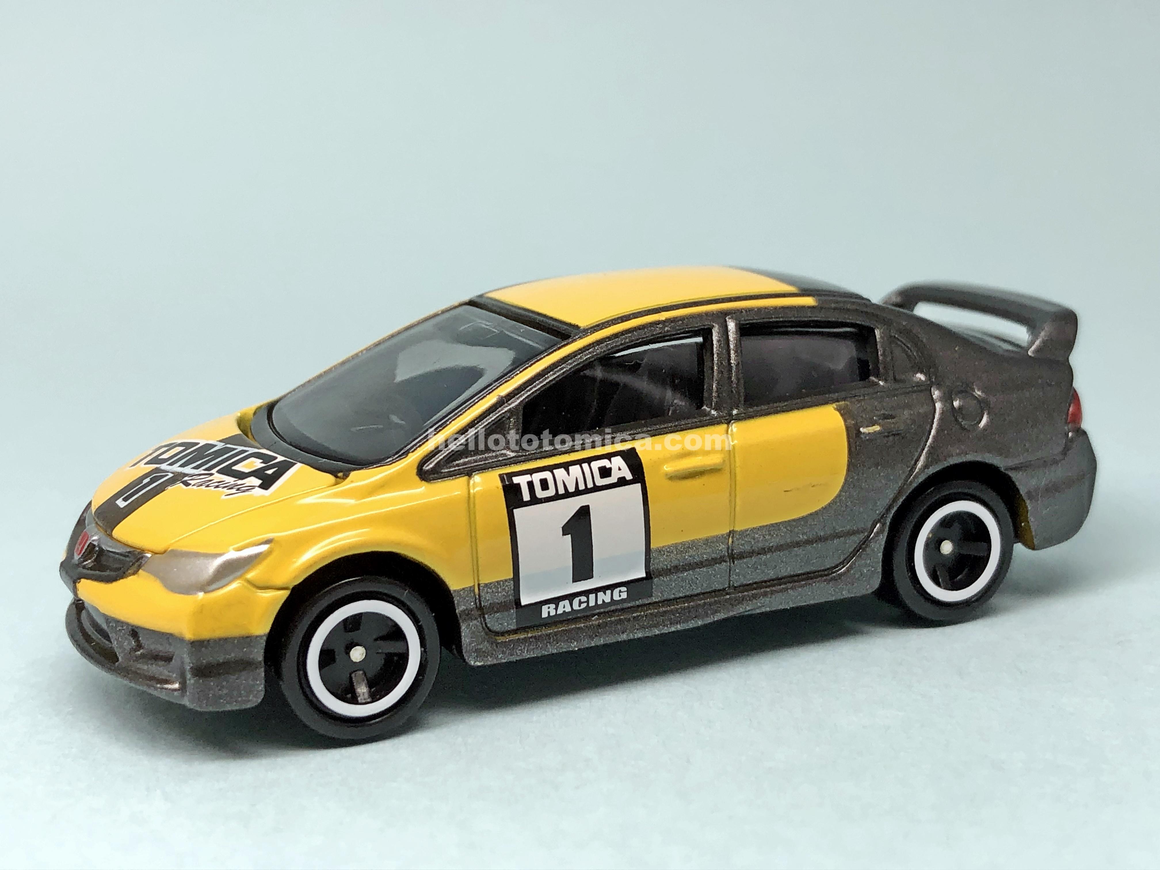 54-9 Honda CIVIC TYPE R