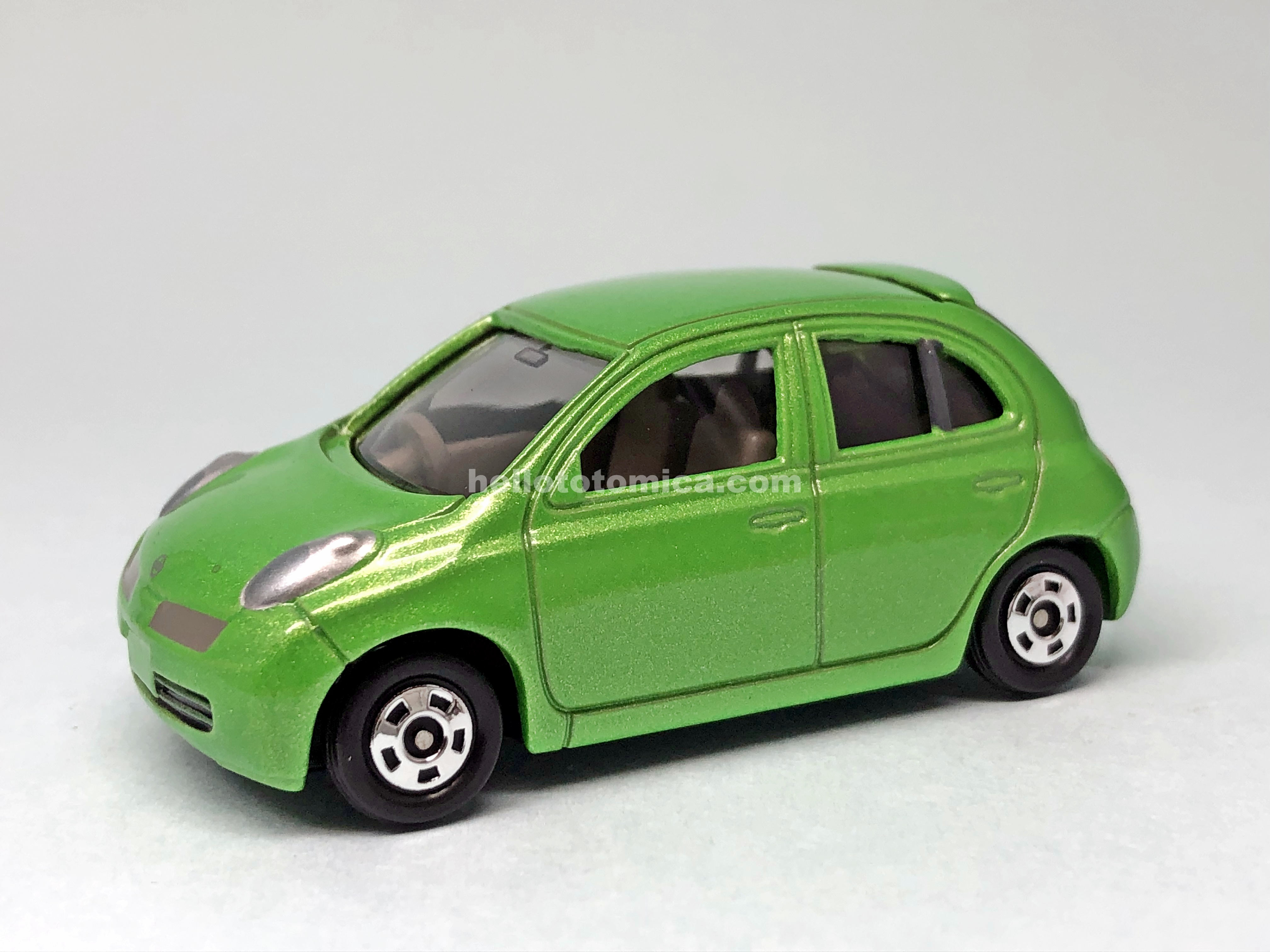 35-4 NISSAN MARCH