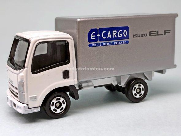 49-8 いすゞ エルフ パネルトラック はるてんのトミカ