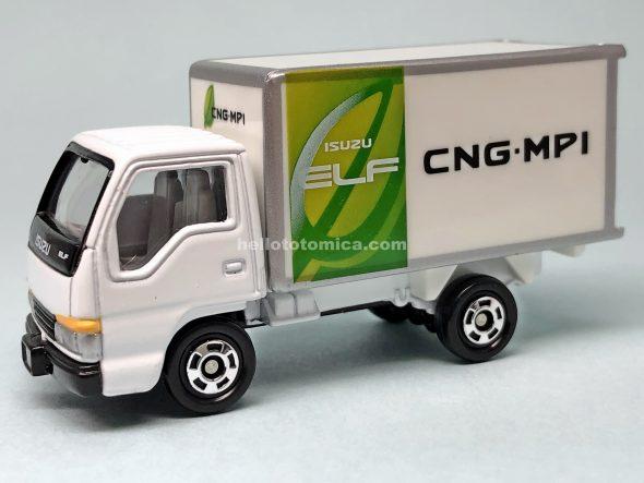 83-4 いすゞ エルフ CNG・MPI はるてんのトミカ