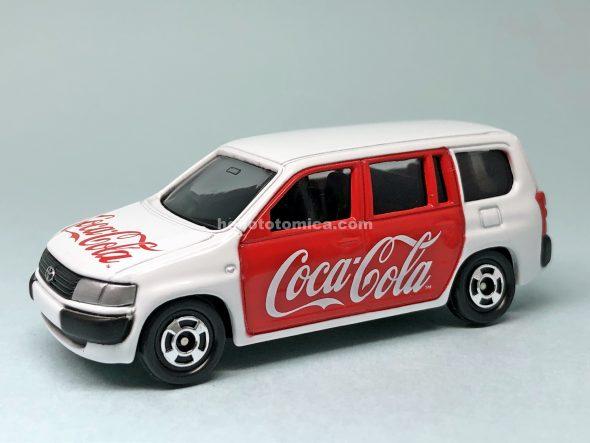 97-5 トヨタ プロボックス(コカ・コーラ) はるてんのトミカ