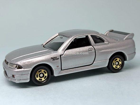 20-7 スカイライン GT-R(R33) はるてんのトミカ