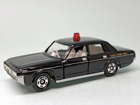 4-2 トヨタ クラウン MS60(覆面パトカー仕様) はるてんのトミカ