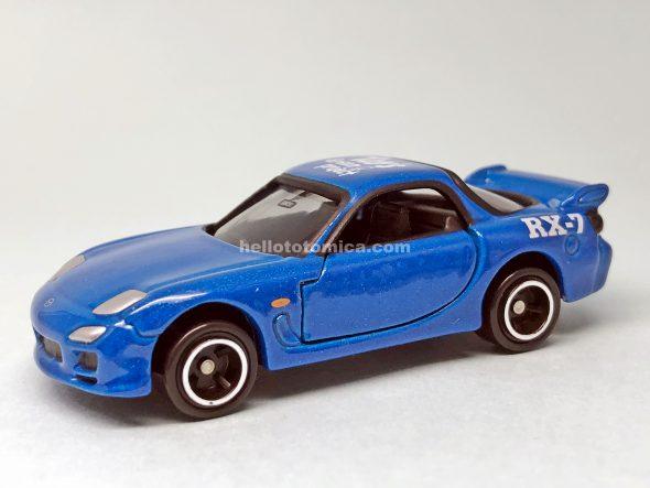 94-5 マツダ RX-7(FD3S) はるてんのトミカ