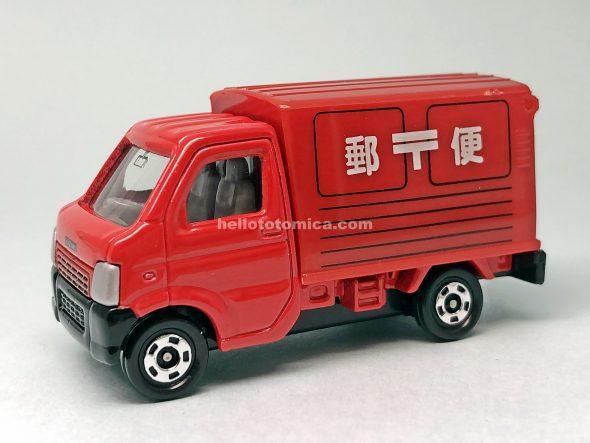 90-5 スズキ キャリィ 郵便車 はるてんのトミカ