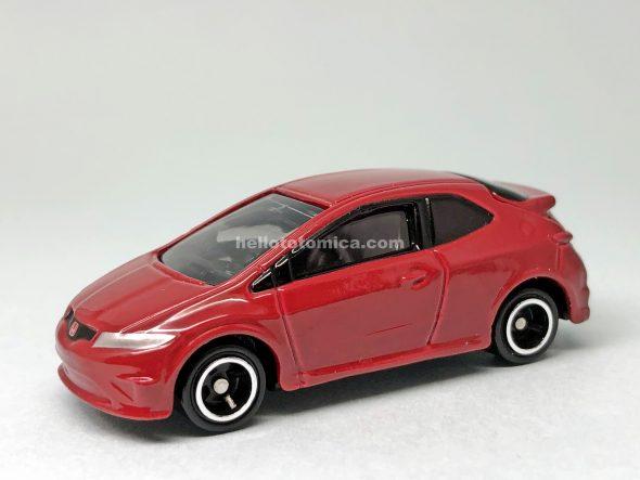 54-10 Honda シビック TYPE R EURO はるてんのトミカ