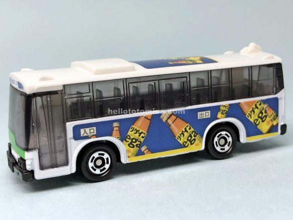 79-3 ラッピングバス リゲインバス はるてんのトミカ