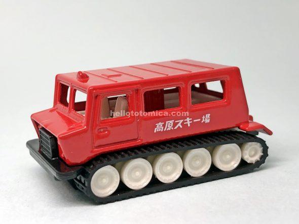 84-2 大原鉄工 スノータイガー SM30型 はるてんのトミカ
