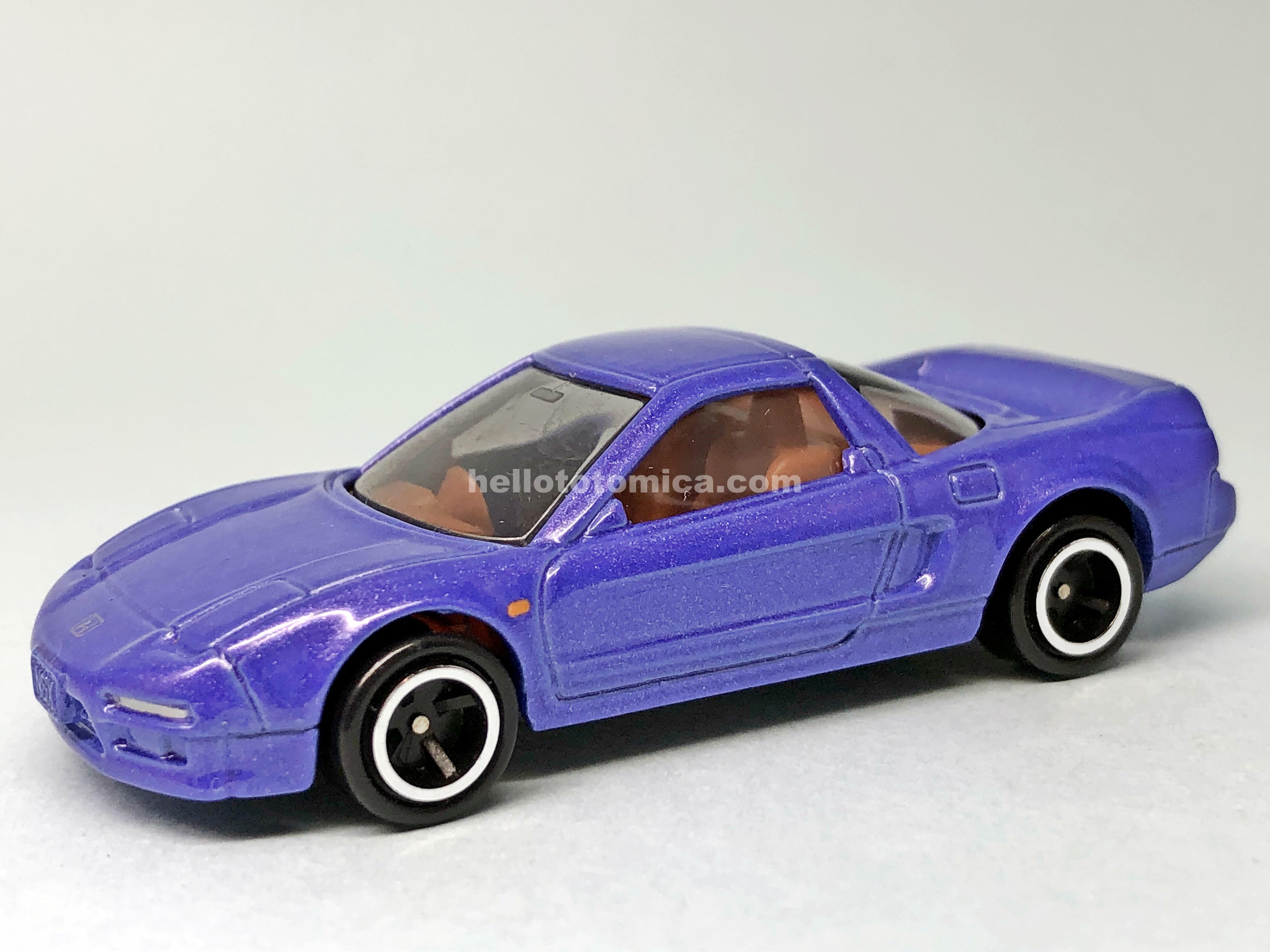 78-6 HONDA NSX