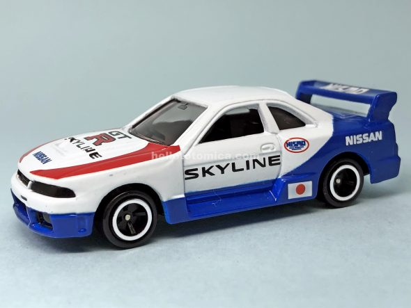 40-4 SKYLINE RACING R33 はるてんのトミカ
