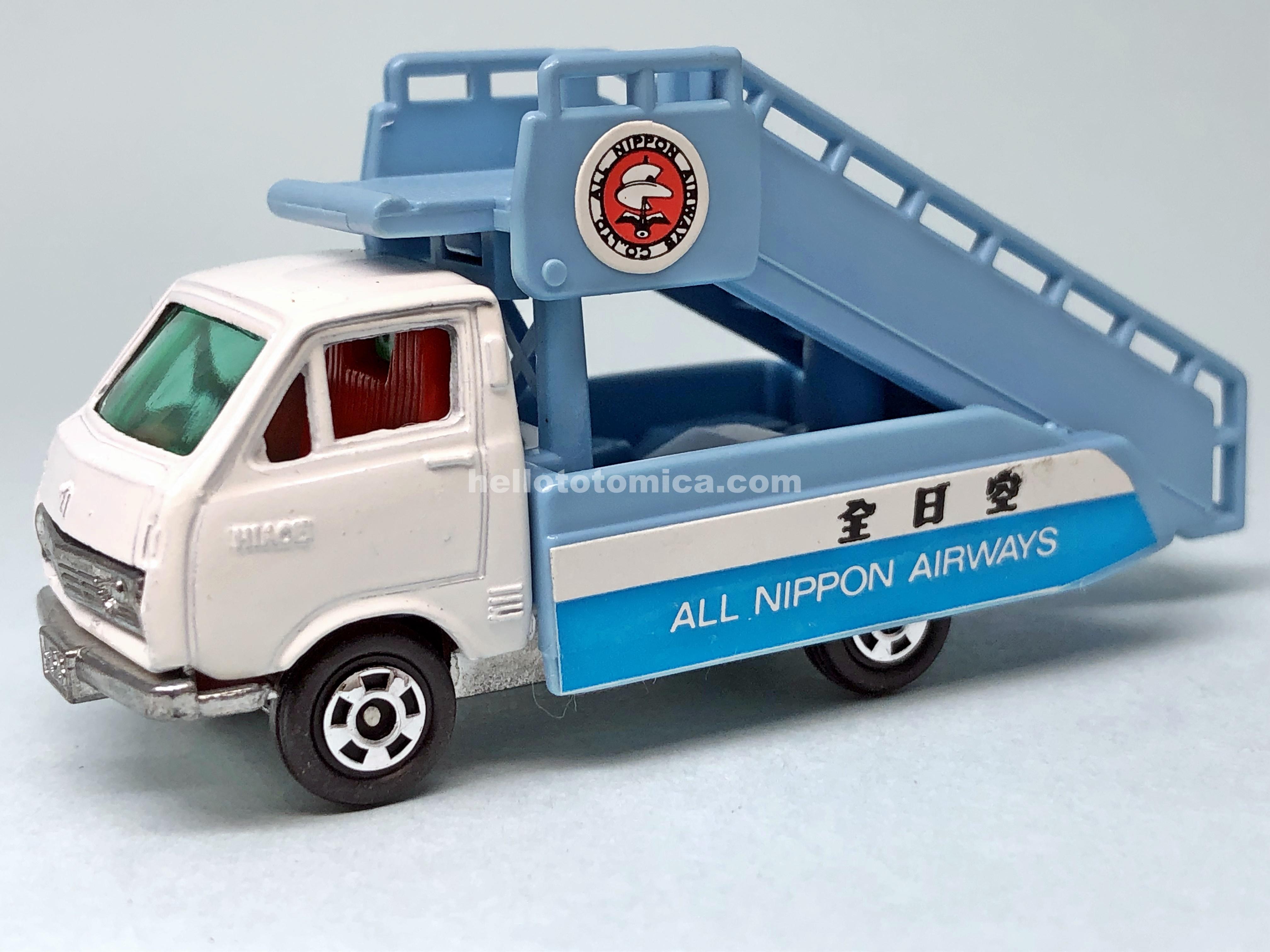 98-1 STAIR CAR