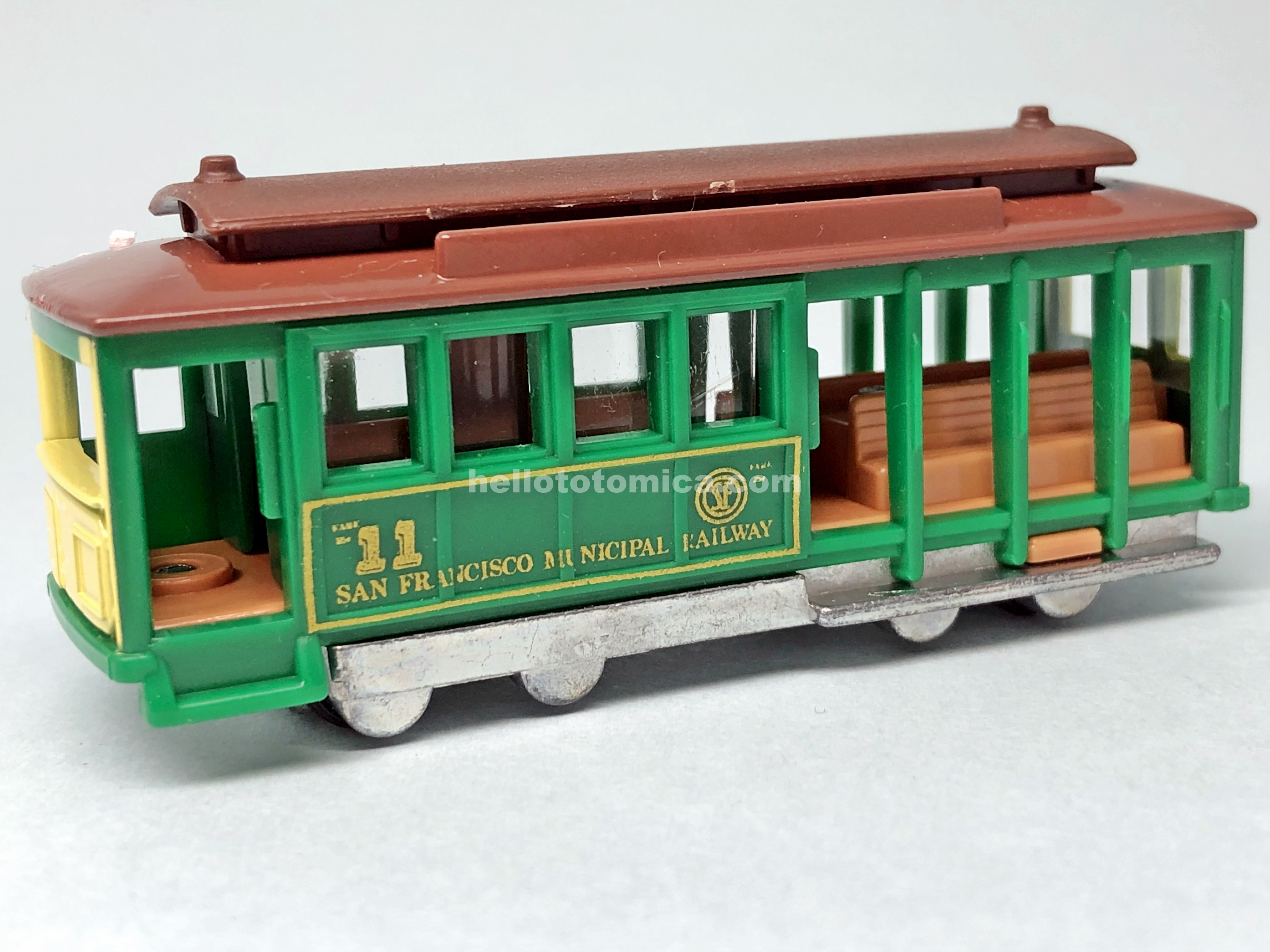 F68-2 CABLE CAR