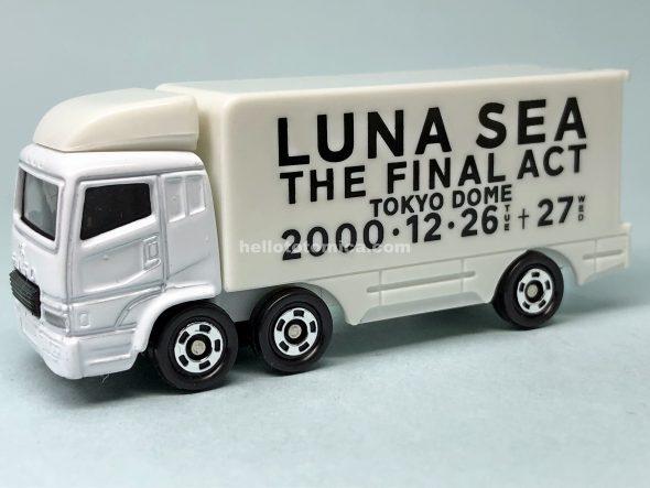 7-4 ルナシー コンサートツアートラック はるてんのトミカ