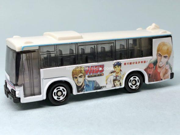 79-3 三菱ふそう ワンマンバス 少年マガジン「GTO」号 はるてんのトミカ