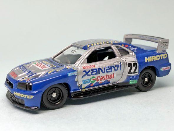 40-5 XANAVI HIROTO GT-R 2001 JGTC はるてんのトミカ