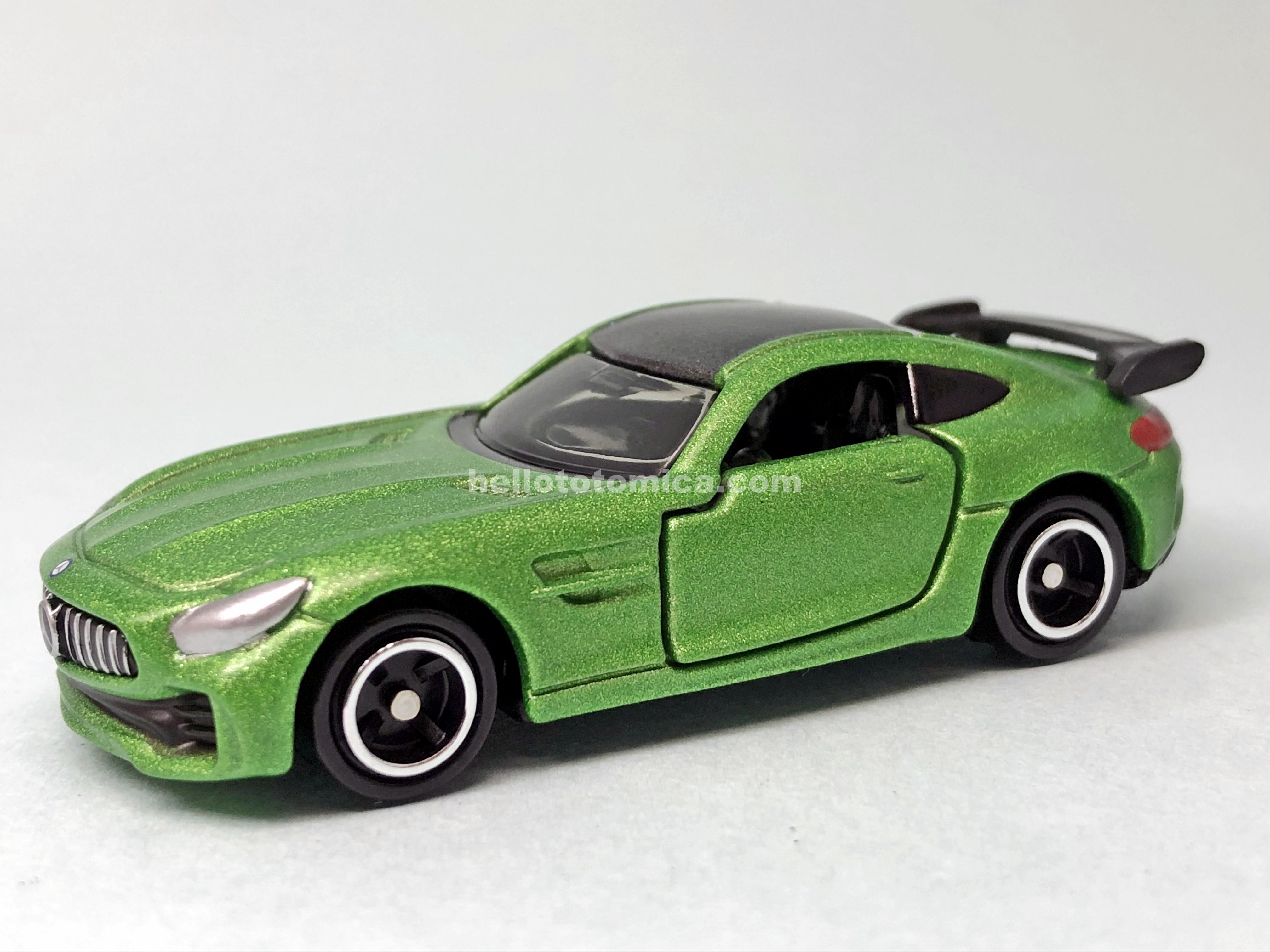7-8 MERCEDES-AMG GT R