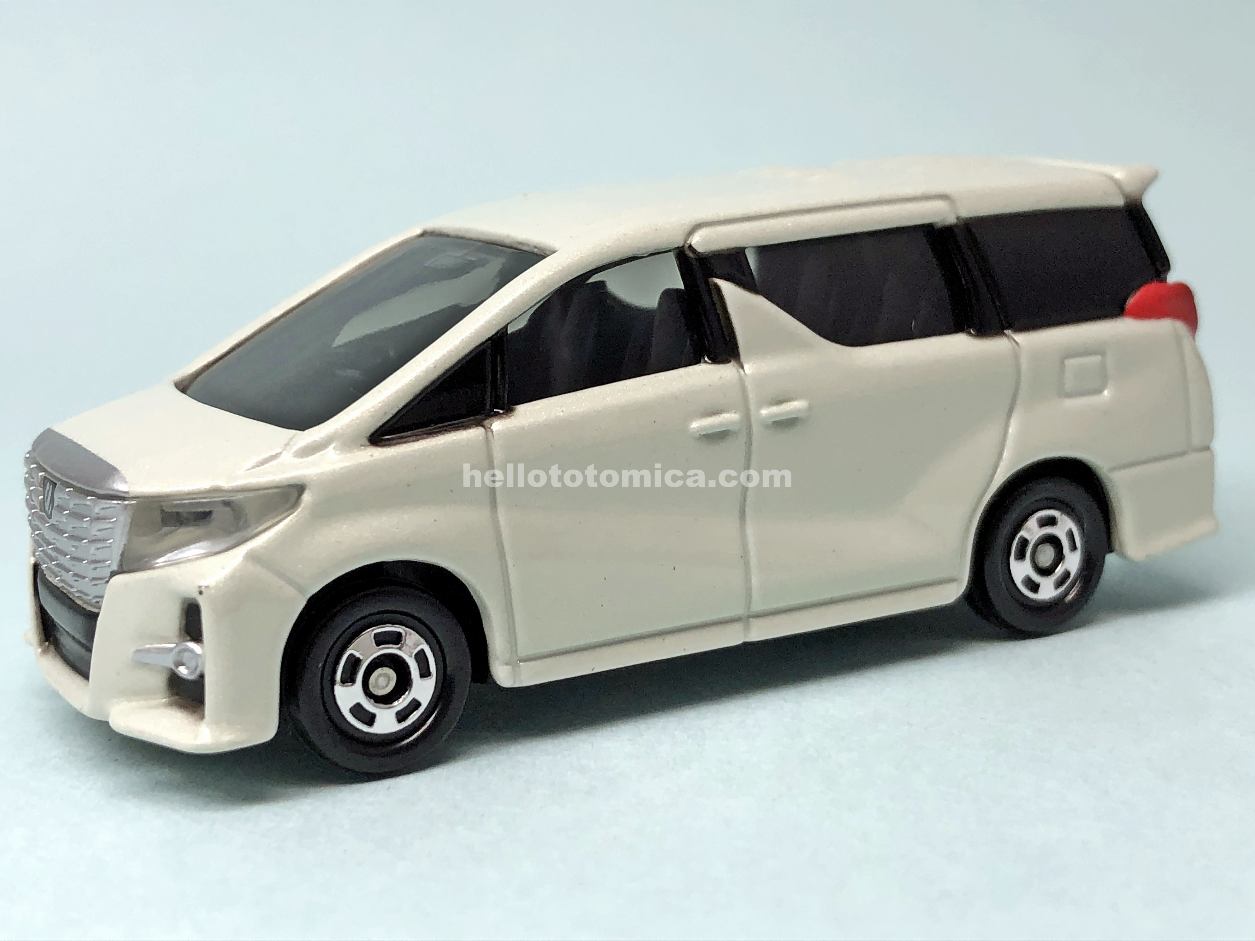 12-7 Toyota ALPHARD