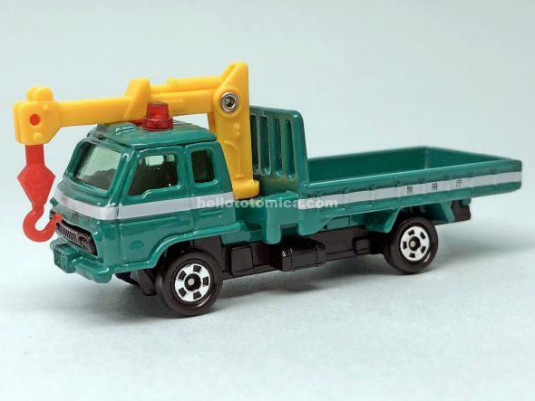 80-3 UDコンドル クレーン付トラック はるてんのトミカ
