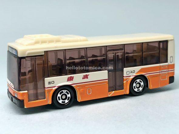93-5 三菱ふそう エアロスター 東武バス はるてんのトミカ