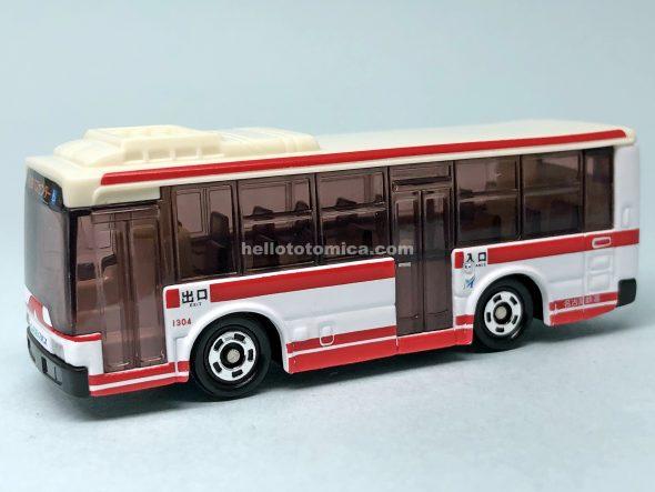 93-5 三菱ふそう エアロスター 名鉄バス はるてんのトミカ