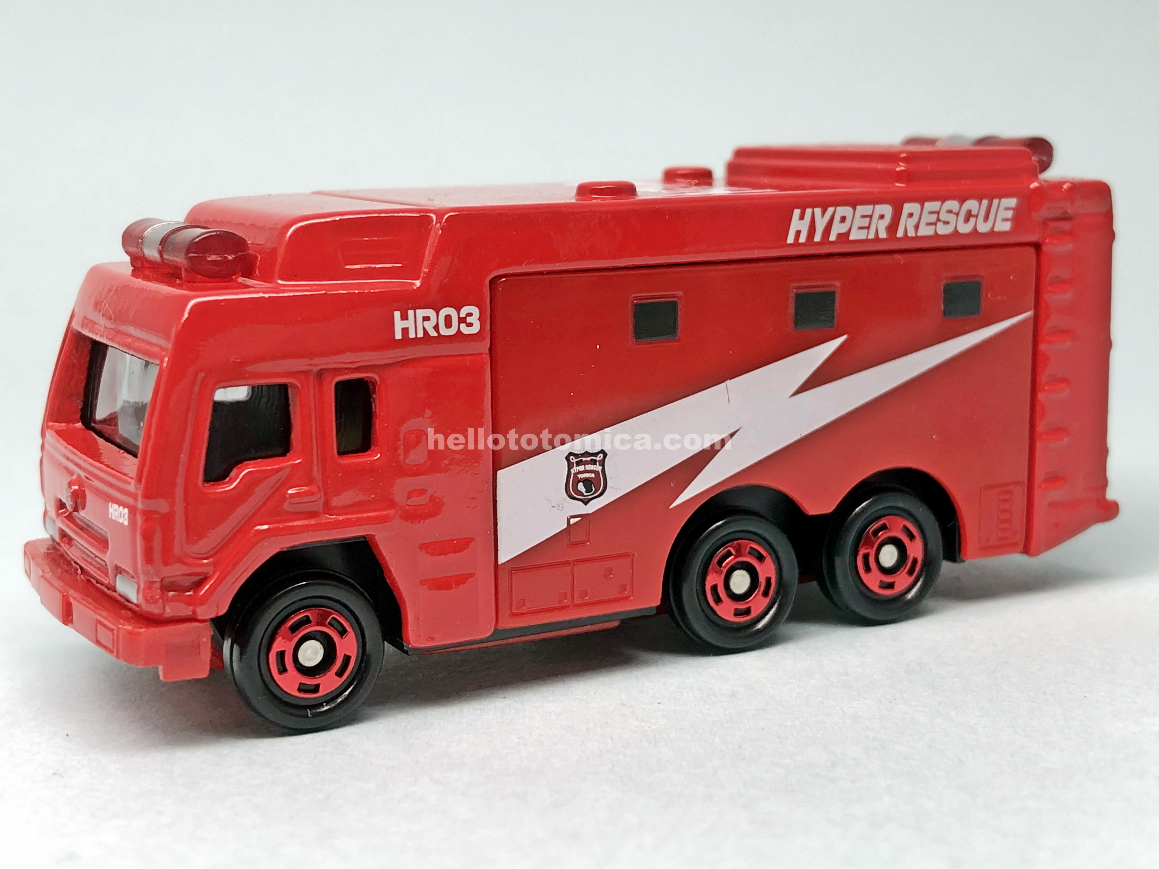116-2 SUPER AMBULANCE