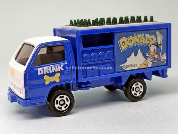 105-3 ROUTE TRUCK はるてんのトミカ