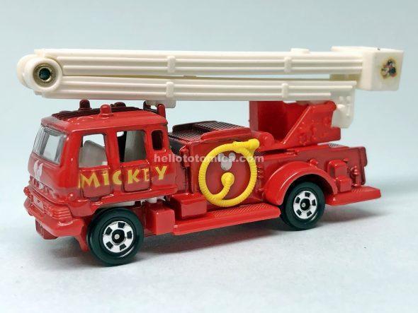 68-2 ミッキー 消防車 はるてんのトミカ
