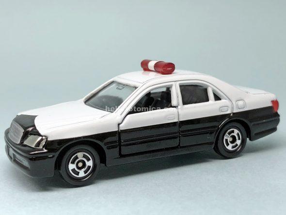92-4 トヨタ クラウン パトロールカー はるてんのトミカ