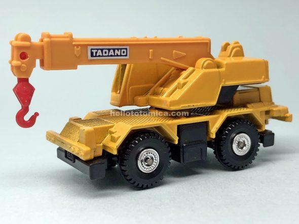 2-3 タダノ ラフターライン クレーン TR151S はるてんのトミカ