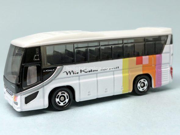 101-5 いすゞ ガーラ 三重交通株式会社 はるてんのトミカ