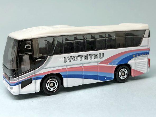 101-5 日野 セレガ 伊予鉄道株式会社 はるてんのトミカ