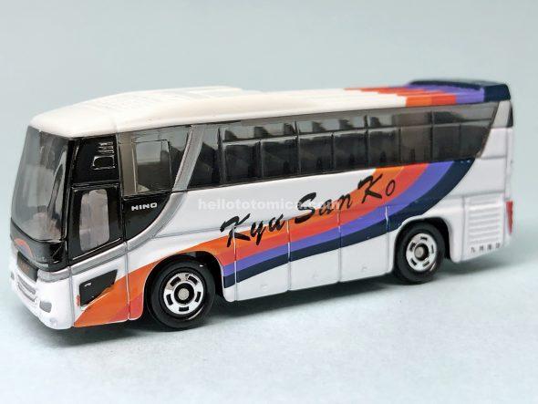 101-5 日野 セレガ 九州産交バス株式会社 はるてんのトミカ
