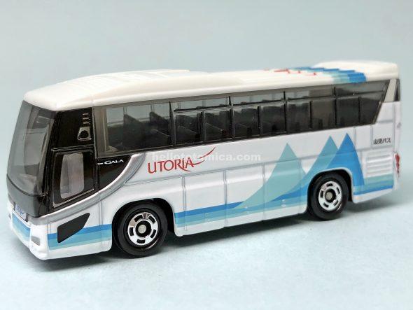 101-5 いすゞ ガーラ 山交バス株式会社 はるてんのトミカ