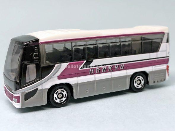 101-5 いすゞ ガーラ 阪急バス株式会社 はるてんのトミカ
