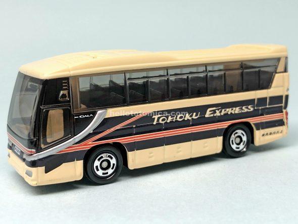 101-5 いすゞ ガーラ 東北急行バス株式会社 はるてんのトミカ
