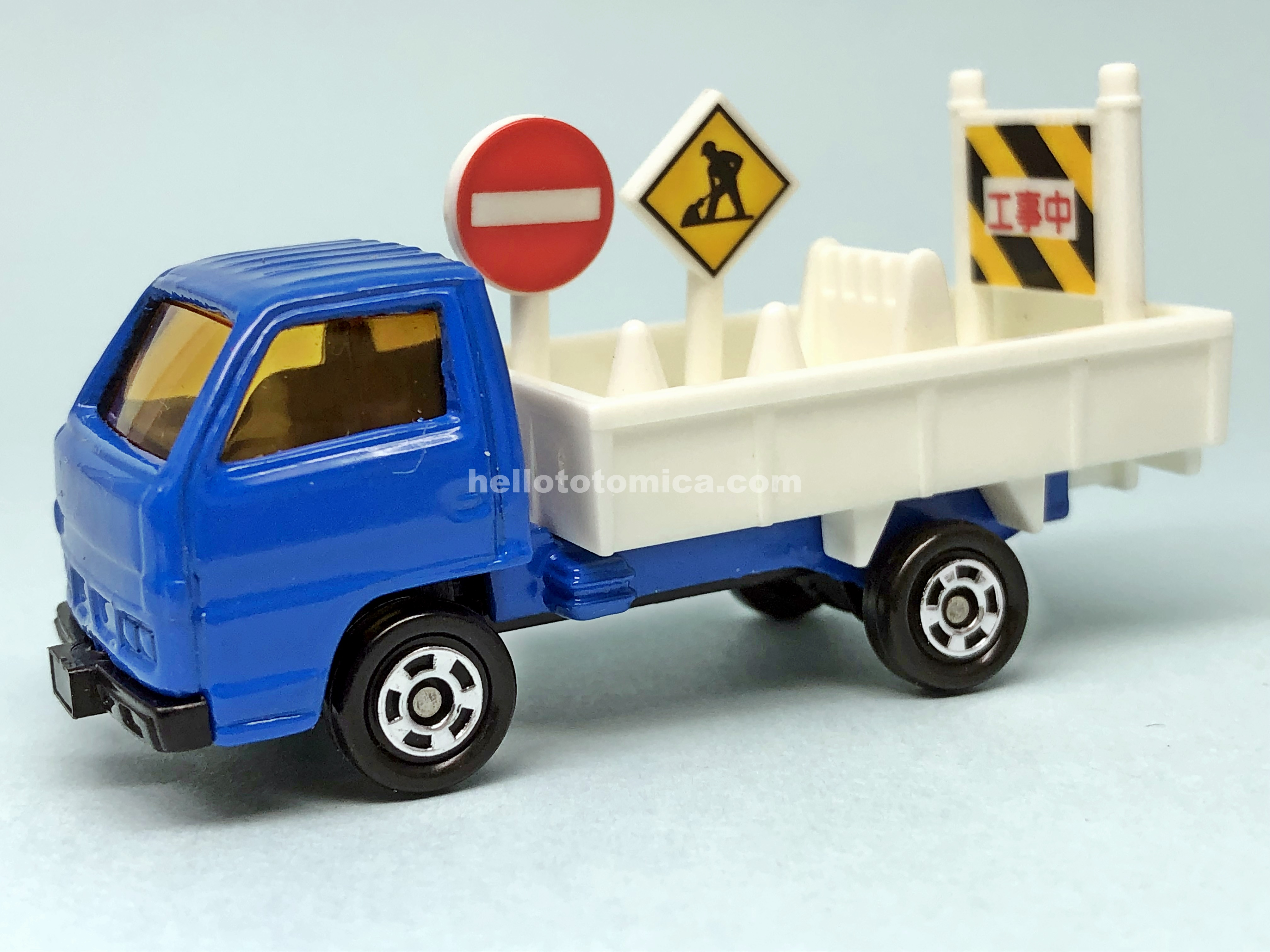 85-2 ROAD CONSTRUCTION TRUCK