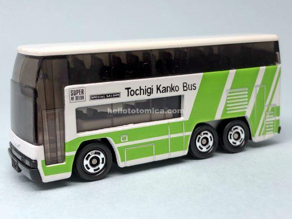 1-3 日野 グランビューバス 栃木観光バス はるてんのトミカ