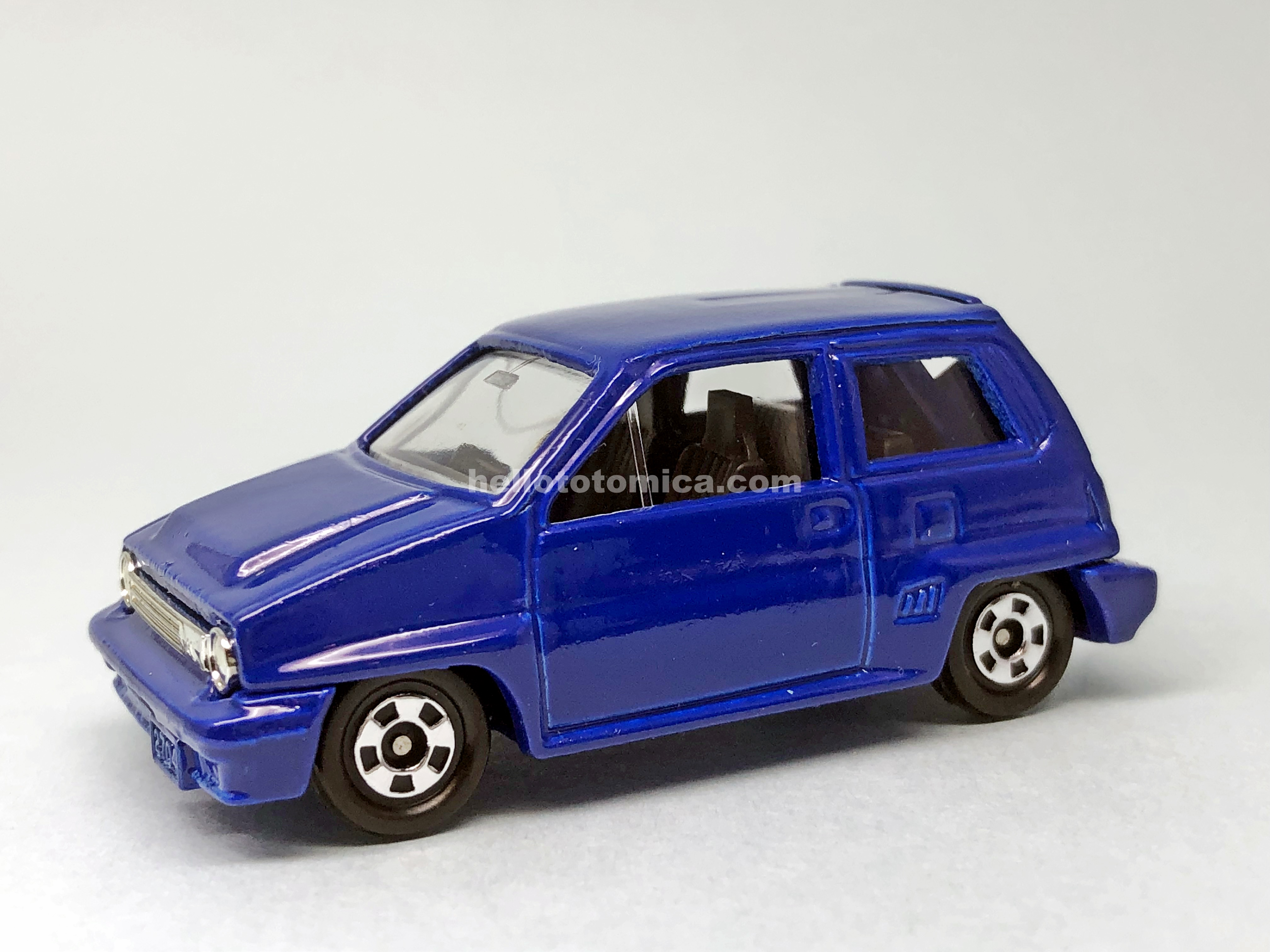 54-5 HONDA CITY TURBO