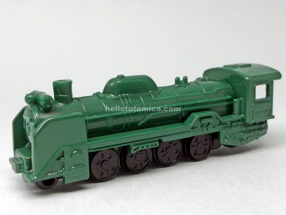 104-1 D51型蒸気機関車 はるてんのトミカ