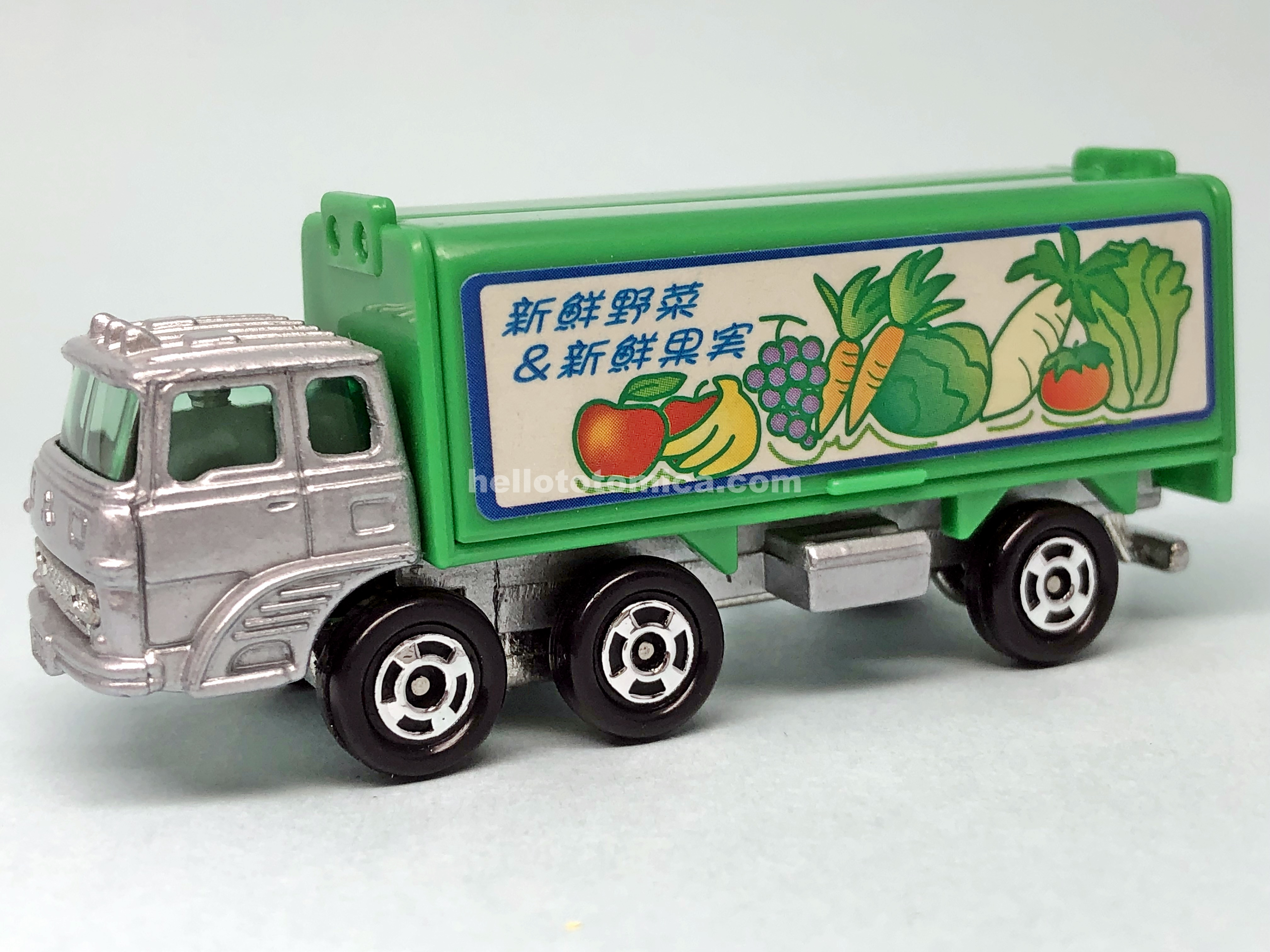76-3 MITSUBISHI FUSO WING ROOF TRUCK