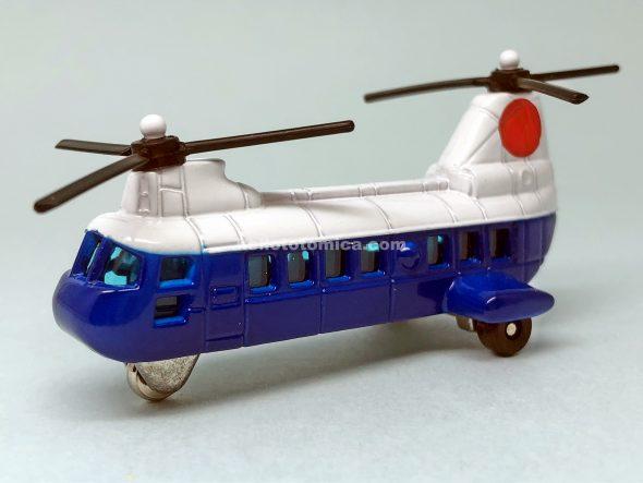 19-2 川崎バートル KV-107II はるてんのトミカ