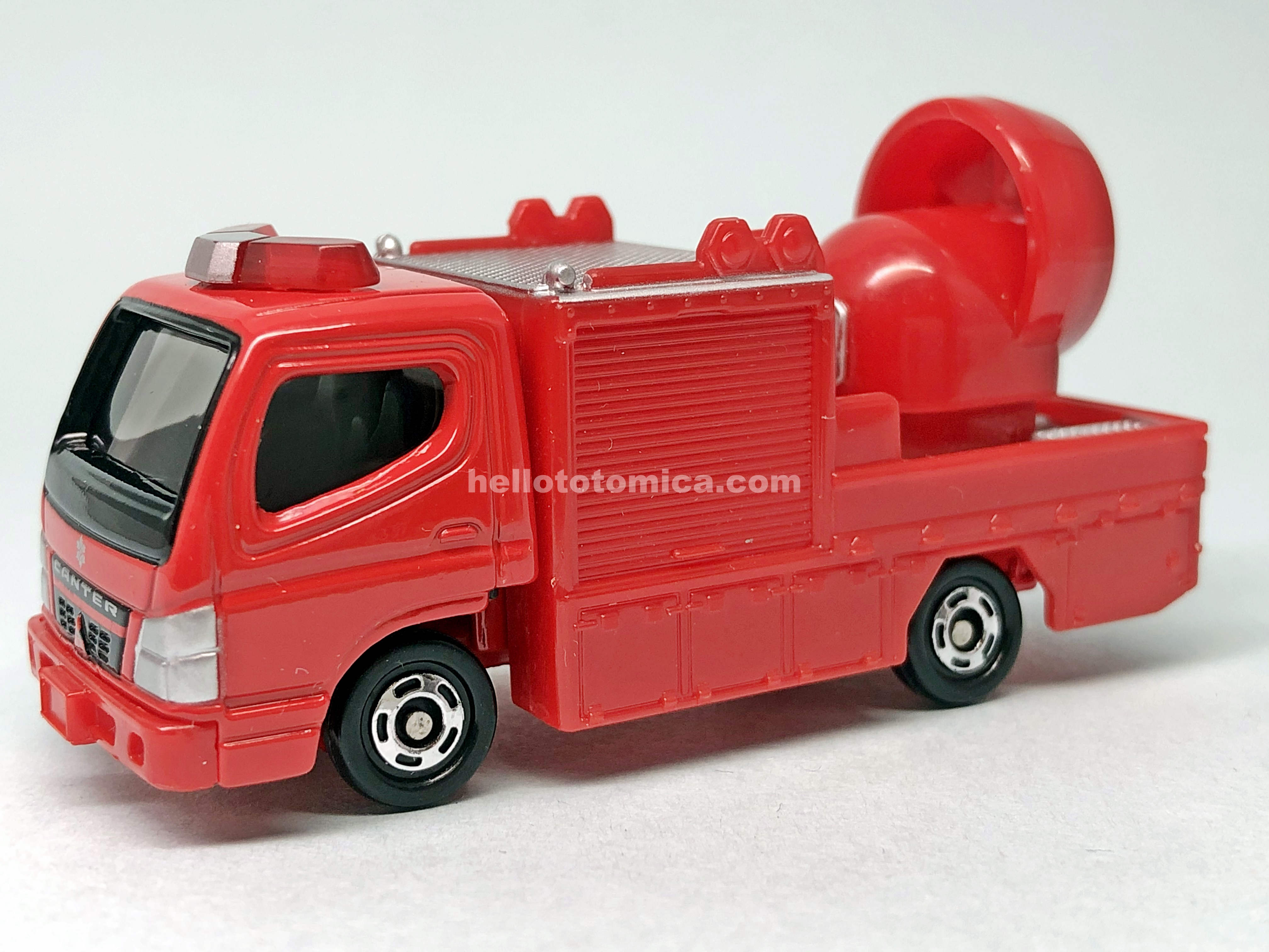 18-8 LARGE SIZE BLOWER TRUCK