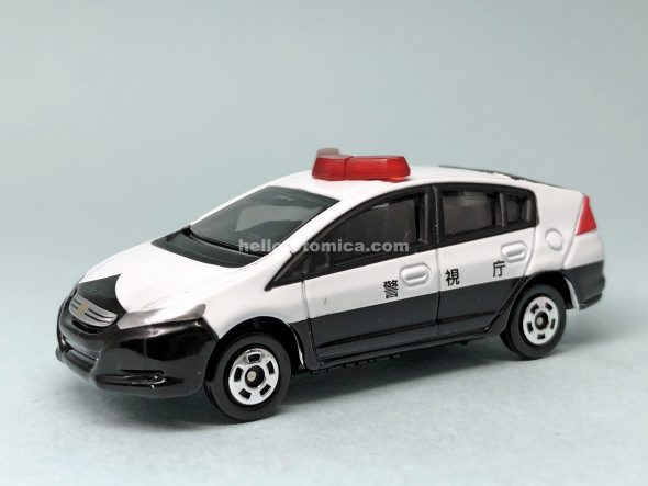 83-5 Honda INSIGHT PATROL CAR はるてんのトミカ