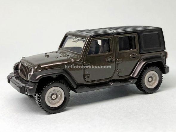 80-6 Jeep WRANGLER はるてんのトミカ